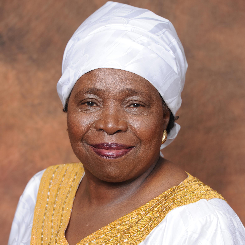 Nkosazana Clarice Dlamini Zuma The African Union Commission