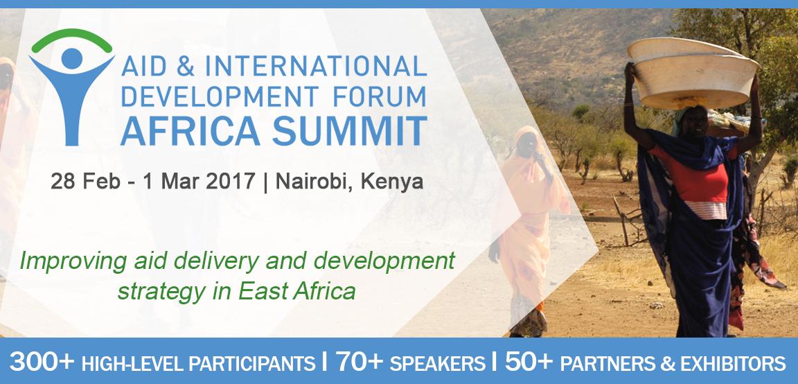 Aid & Development Africa Summit 2017 moves to Kenya