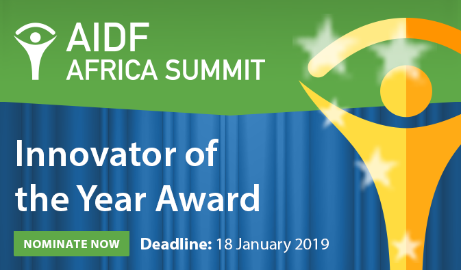 Nominations for Africa Innovator of the Year are open!