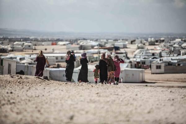 'No Time To Retreat' Report by UN OCHA