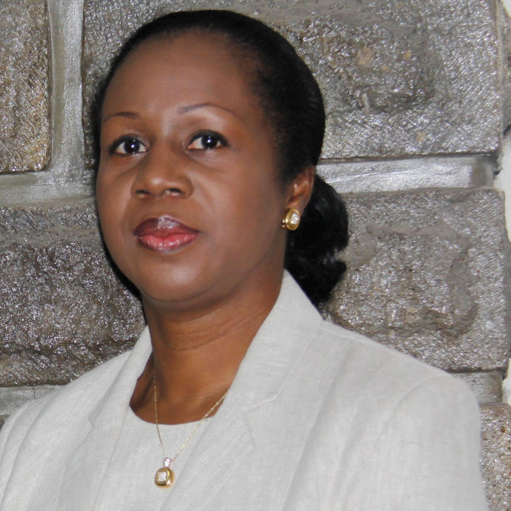 Clementine Nkweta-Salami UNHCR Ethiopia