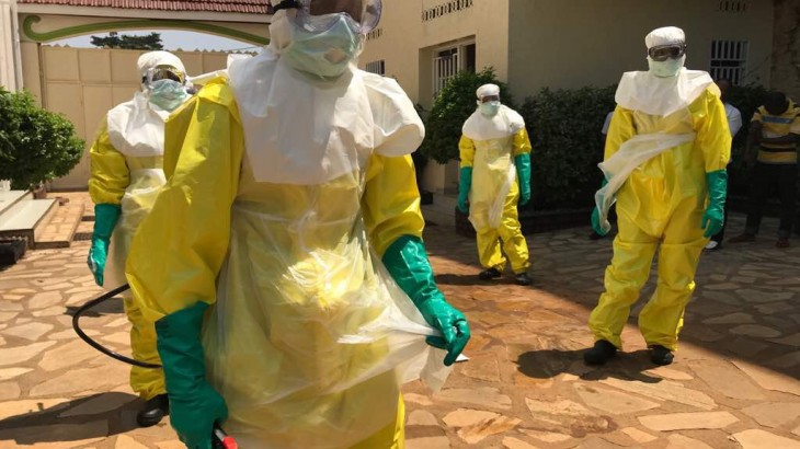 DRC faces new Ebola challenges