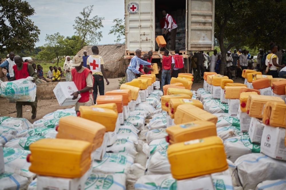 There has been an increase of attacks on aid workers in CAR, says OCHA