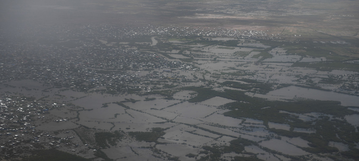 750,000 affected by flooding in Somalia