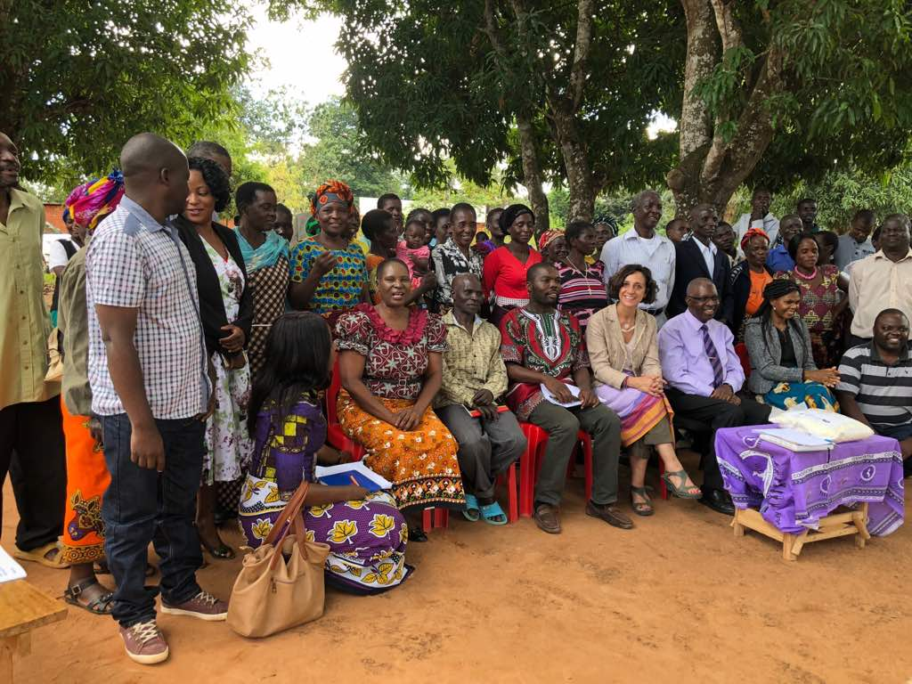 Hunger and nutrition initiatives need input from local communities, says UN