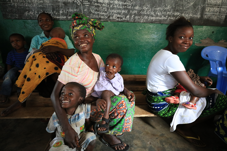 $1 BILLION COMMITTED TO IMPROVE HEALTH FOR WOMEN AND CHILDREN