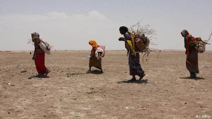 East Africa Facing a Hunger Crisis