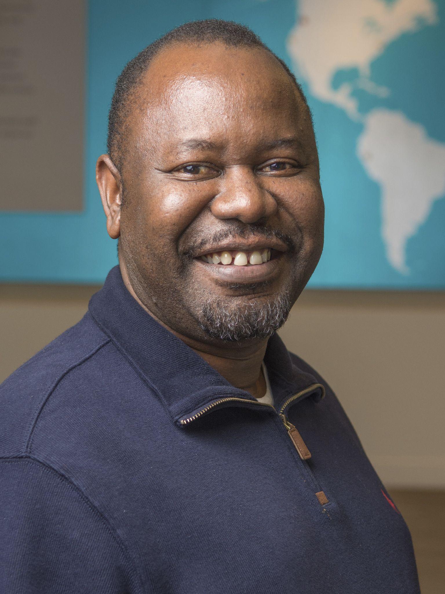 Henry Mwanyika Ph.D
