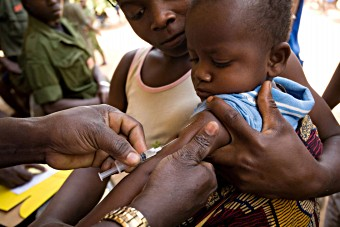 1 billion to be vaccinated against yellow fever in Africa